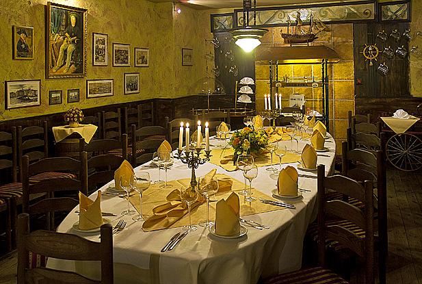 Restauracja Stary Szczecin O Nas